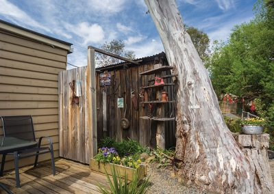 The Possum Shed, courtesy Tourism Tasmania & Nick Osborne